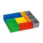 Bosch Sortimo i-Boxx 72 Inset Box Set 10 pcs 1600A001S6