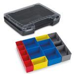 Sortimo Sortiments Kleinteile Koffer i-Boxx 72 schwarz mit Insetboxenset C3