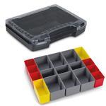 Sortimo Sortiments Kleinteile Koffer i-Boxx 72 schwarz mit Insetboxenset I3