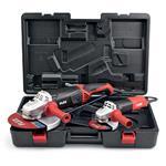 Flex Winkelschleifer Set L2100 + L1001 im Koffer