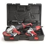 Flex Winkelschleifer L 2100-230 + L 810-125 als Set im Koffer 453.978