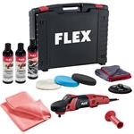 Flex Polierer PE 14-2 150 Set Koffer