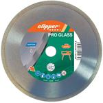 Clipper Diamant Sägeblatt Pro Glass 200x25,4 mm
