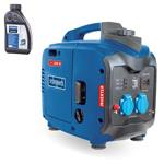 Scheppach Inverter Stromerzeuger SG2000 max. 2000W, 4-Takt Motor + 500 ml Öl