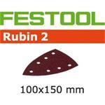 Festool Schleifblatt STF DELTA/7 P180 RU2/10, 499147