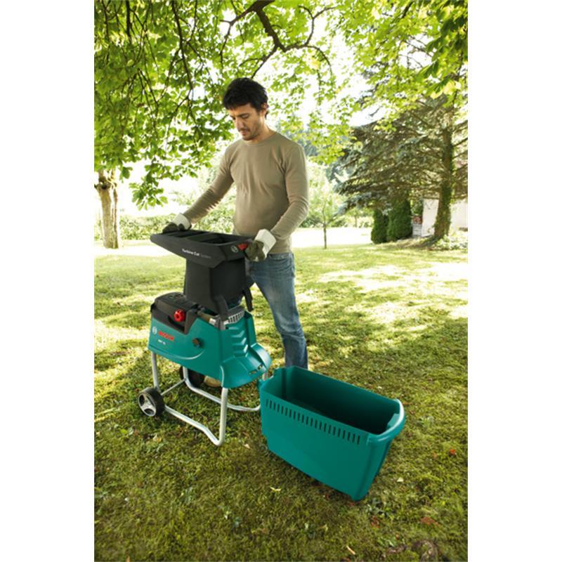 Bosch hache paille de jardin hachoir de turbine broyeur silencieux hache 2550 tc ebay - Broyeur bosch axt 25 tc ...