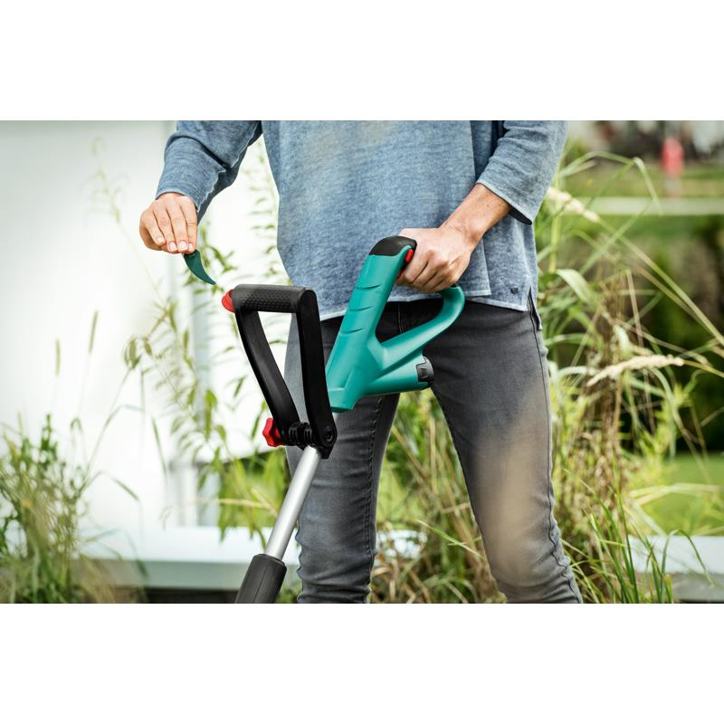 bosch akku rasentrimmer easy grass cut 12 230 lefeld werkzeug. Black Bedroom Furniture Sets. Home Design Ideas