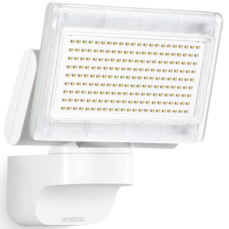 Steinel-LED-Strahler-XLED-Home-1-SL-4000K-ohne-Bewegungsmelder-versch-Farben
