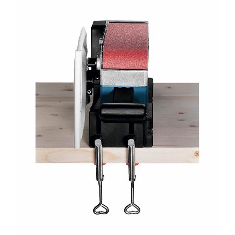 bosch bandschleifer gbs 75 ae set im koffer 3165140106092 ebay. Black Bedroom Furniture Sets. Home Design Ideas