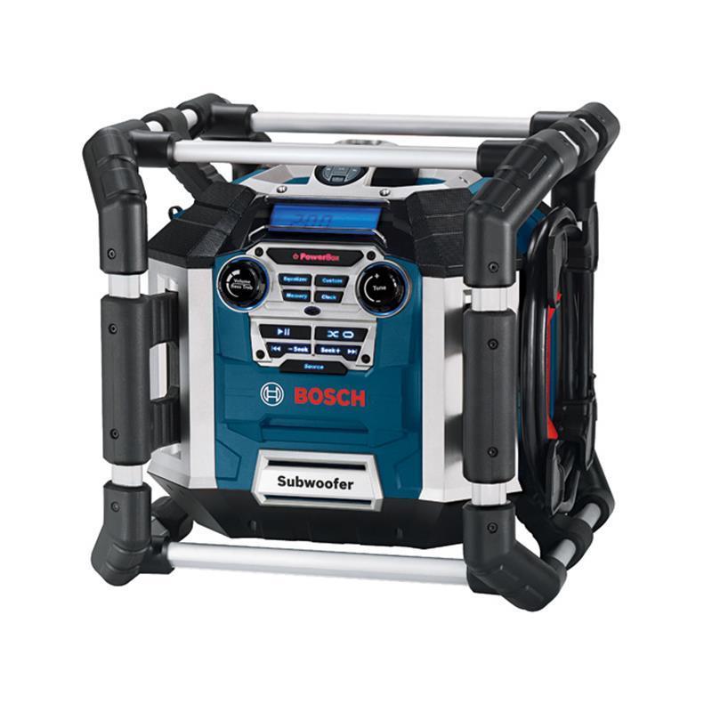 bosch baustellenradio power box gml 50 lefeld werkzeug. Black Bedroom Furniture Sets. Home Design Ideas