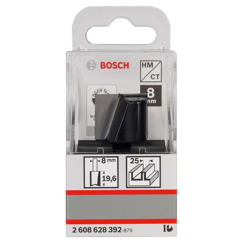 bosch hm nutfr ser 25 0mm 8mm schaft 3165140358538 ebay. Black Bedroom Furniture Sets. Home Design Ideas