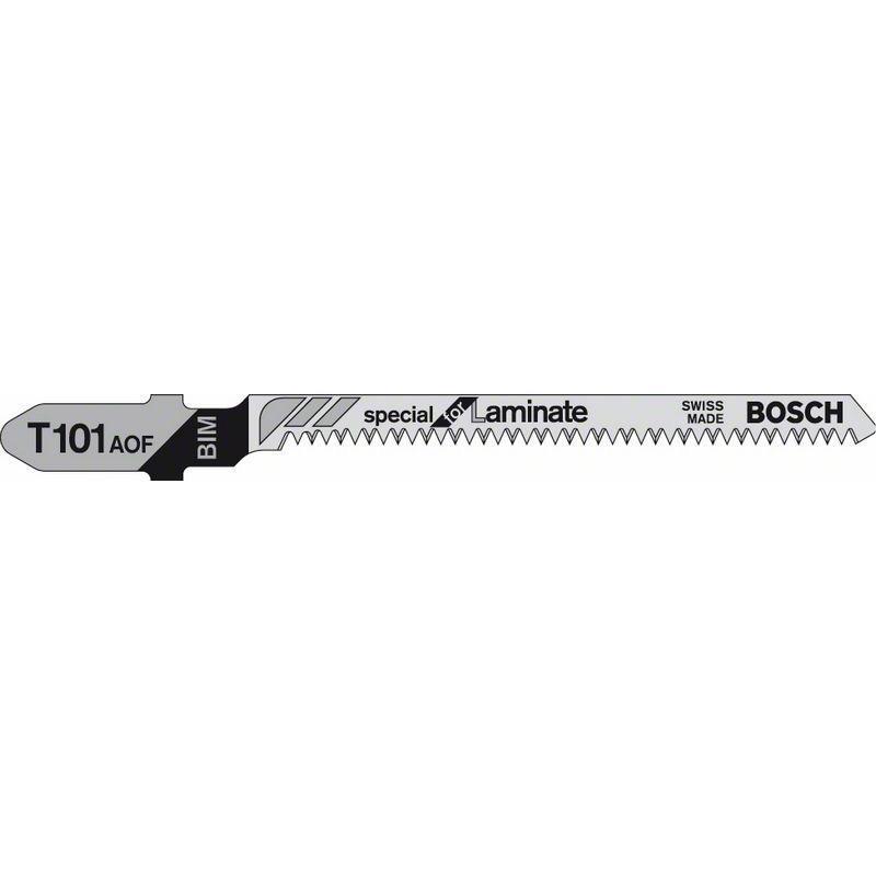 Bosch Stichsägeblatt Special for Laminate T 101 AOF 3er 2608636432