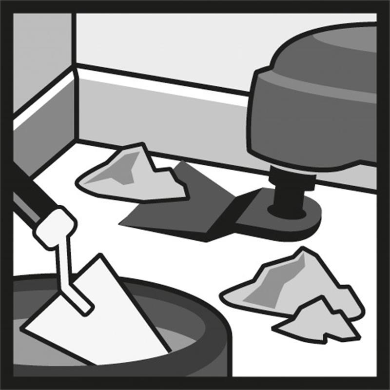 bosch hcs schaber atz 52 sc starr 2608661646 1er ve ebay. Black Bedroom Furniture Sets. Home Design Ideas