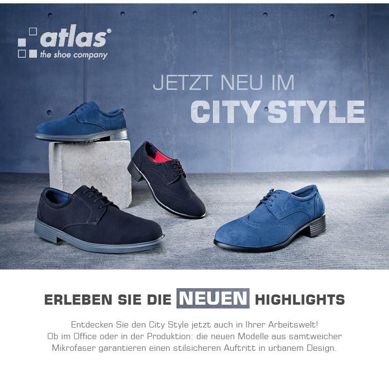 Die Atlas City Style Modelle im Detail
