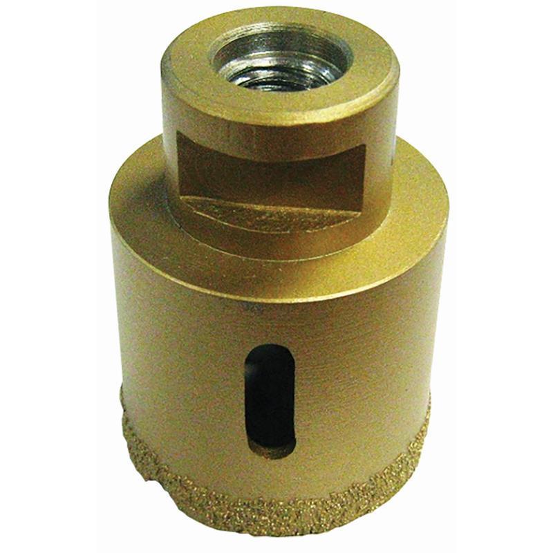 Clipper Diamant Fliesenbohrkrone EXTREME VB 45 mm M14 für Winkelschleifer