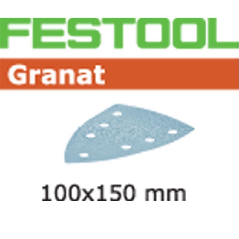 FESTOOL 497137 Schleifbl/ätter STF DELTA//7 P80 GR//50