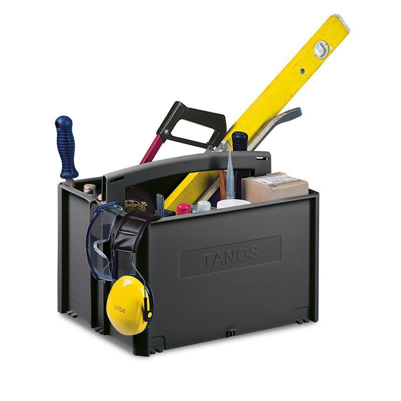 Tanos systainer® Tool-Box 1 anthrazit NEU Werkzeugkoffer