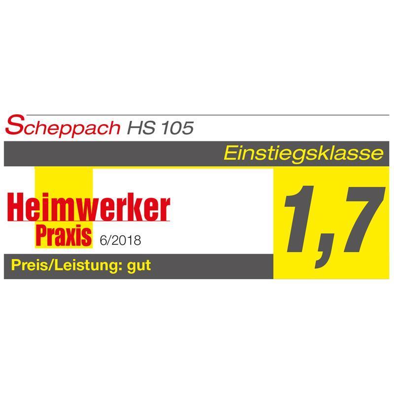 Tischkreissäge HS105 Profi-Gerät 2000W,Schnitthöhe 75mm Untergestell