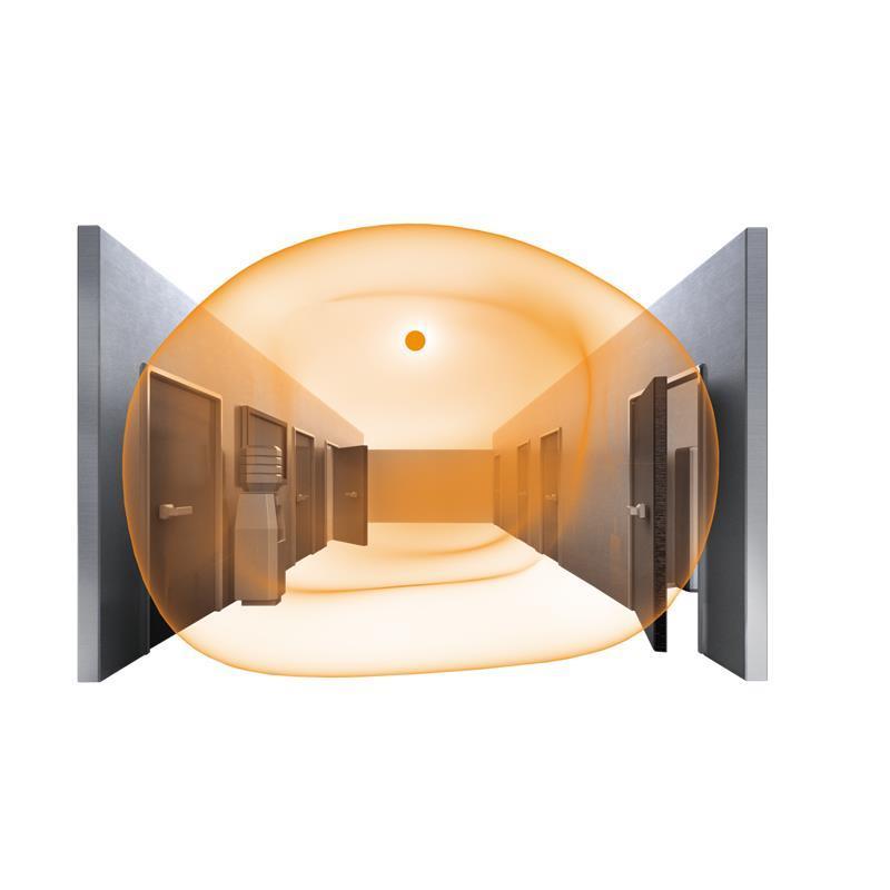 steinel led innenleuchte rs pro led p1 innenlampe bewegungsmelder sensor lampe ebay. Black Bedroom Furniture Sets. Home Design Ideas