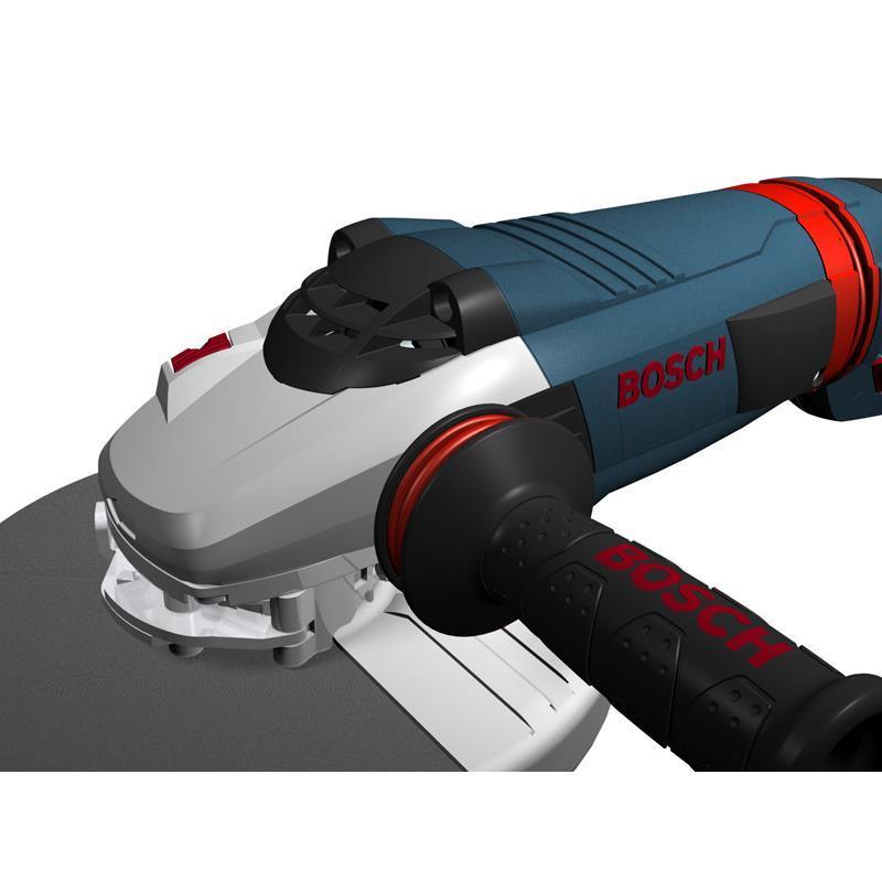 Bosch Winkelschleifer GWS 24-230 LVI mit Totmannschalter 2400 Watt 230mm Scheibe