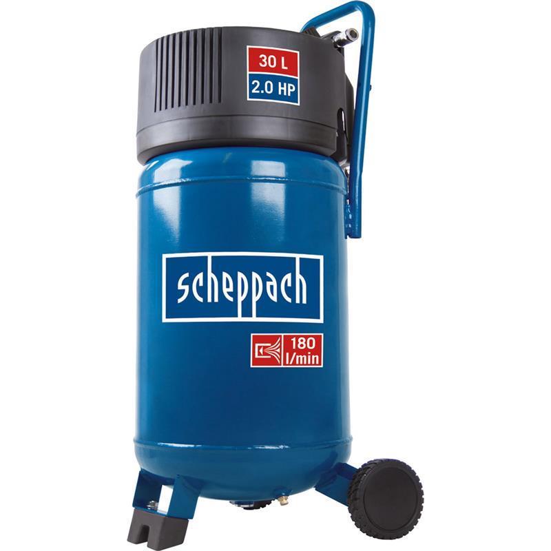 scheppach druckluft kompressor 30l luftkompressor 10bar. Black Bedroom Furniture Sets. Home Design Ideas