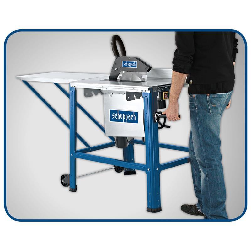 scheppach tischkreiss ge hs120o 400v s geblattset lefeld werkzeug. Black Bedroom Furniture Sets. Home Design Ideas