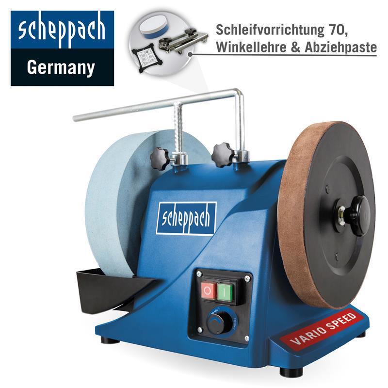 Scheppach Nass-Schleifsystem Tiger 2000S