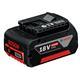 Bosch Ersatzakku 18 Volt 5,0 Ah Cool Pack GBA M-C 1600A002U5