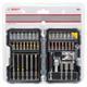Bosch 43tlg. Bit- und Steckschlüssel-Set, PH, PZ, S, HEX, T, TH, Universalhalter