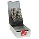 Bosch Metall-Bohrersatz Pro Box HSS-G 135°  1,0 - 13,0 mm 25 tlg.