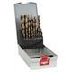 Bosch ProBox Metallbohrer-Set HSS-Co, DIN 338 25 tlg 1,0 - 13,0 mm für Edelstahl