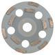 Bosch Diamant-Topfscheibe 125 mm 2608602552