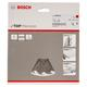 Bosch Hm-Sägeblatt 165X1,8X20 Z20 Best for Wood