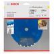 Bosch HM-Sägeblatt 160x2,0x20 Z24 2608644136 Expert for Construct Wood
