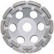 Diewe Diamant-Schleiftopf Silver ST 125x22,23mm
