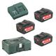 Metabo Akku Basic-Set Pick & Mix Starter Set 18V