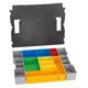 Bosch Sortimo L-Boxx 102 Inset Box Set 12 pcs