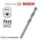 Bosch Mehrzweckbohrer CYL-9 6,0X90/150mm