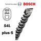 Bosch SDS-Plus-5 Hammerbohrer 4,0X50/110mm