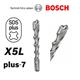 Bosch SDS-Plus-7 Hammerbohrer 8,0X100/165mm