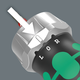 Wera Kraftform Kompakt Stubby Magazin RA 1 Ratschenfunktion Bits PH TX, 6 tlg
