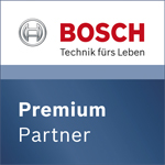 Bosch Premium Partner Logo