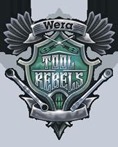 Wera Tool Rebel Logo