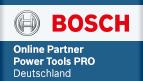 Bosch Online Partner Logo