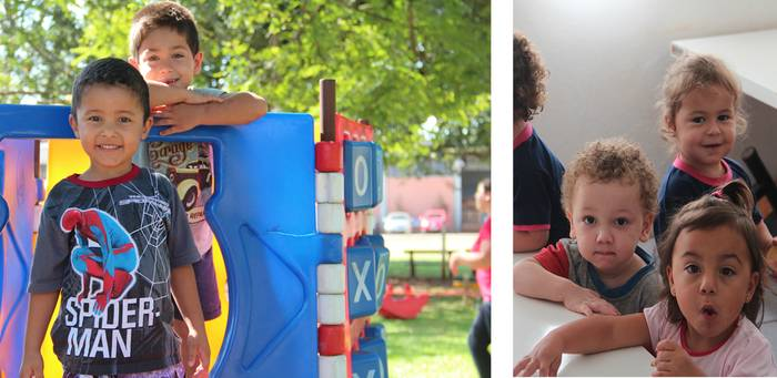 Atlas Brasilien Kindergarten 1