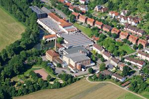BESSEY Produktionsstandort Luftbild