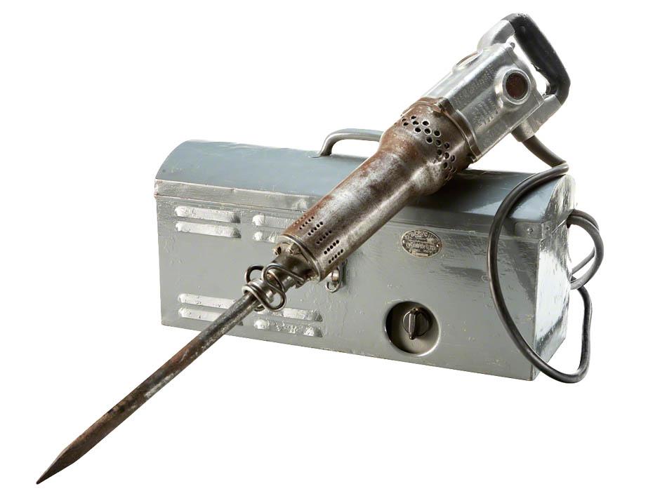 Historisches Elektrowerkzeug Bild4