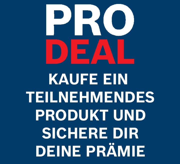 Pro Deals Button