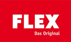 Das neue Logo von Flex